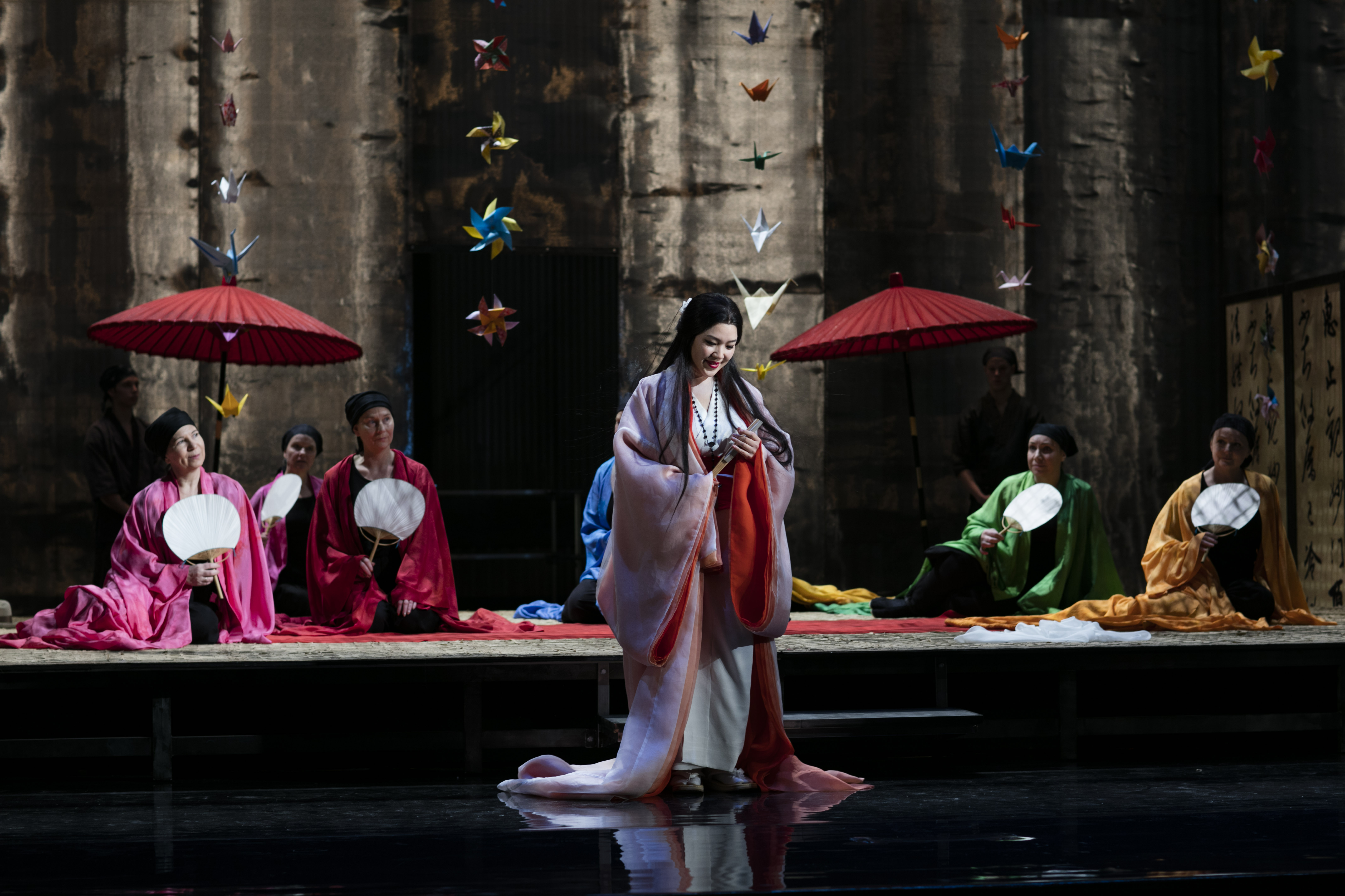orientalism in madame butterfly M butterfly is set in several different places and time periods  kroll's main objections were, first, that madame butterfly, written in 1904,.